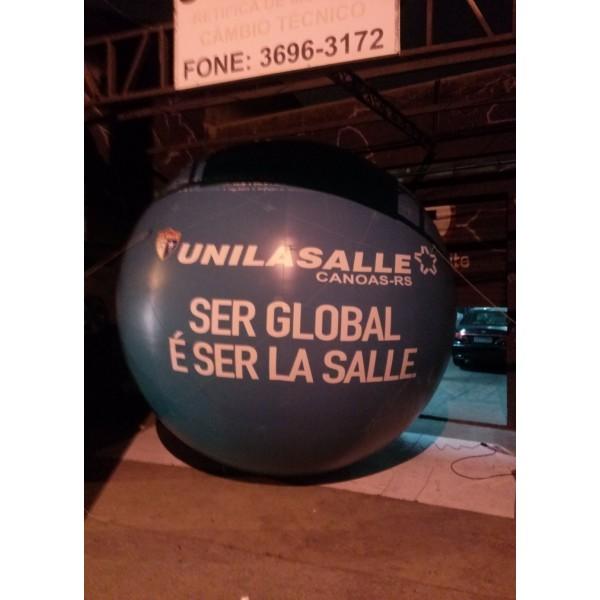 Achar Empresa de Balão Blimp na Barcelona - Balão Blimpem Florianópolis