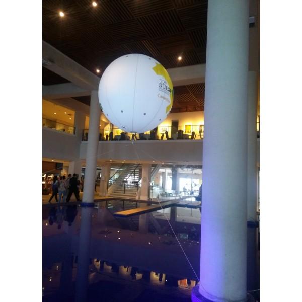 Achar Empresas de Balão de Blimp na Chácaras Anhanguera - Balão Blimpem Maceió