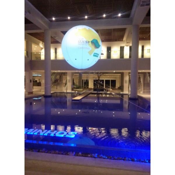 Achar Empresas de Balões Blimp em Toledo - Blimp Inflável para Eventos