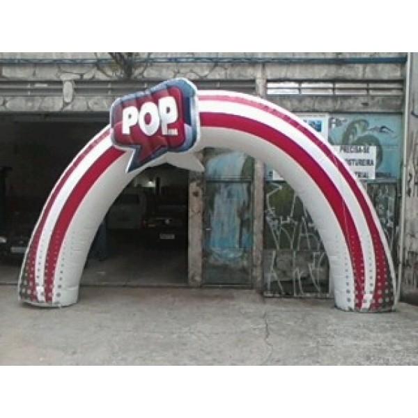 Achar Portal na Ville Sainte Hélène - Portal Inflável para Eventos SP