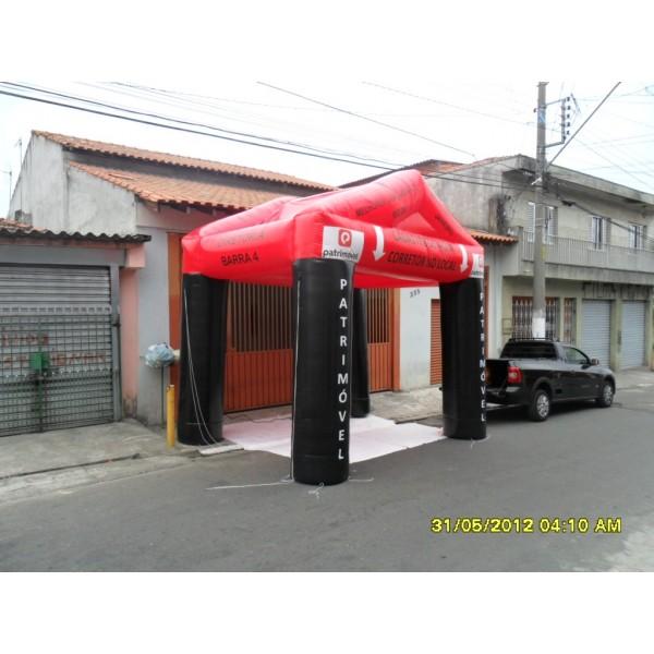 Achar Tenda Inflável em Santa Salete - Tenda Inflável em Curitiba