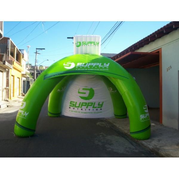 Achar Tenda Inflável na Floramar - Comprar Tenda Inflável
