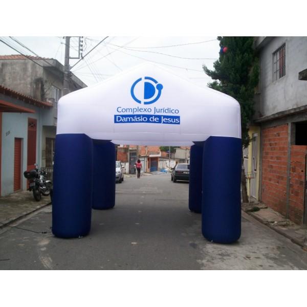 Achar Tenda na Diamante - Tenda Inflável no DF