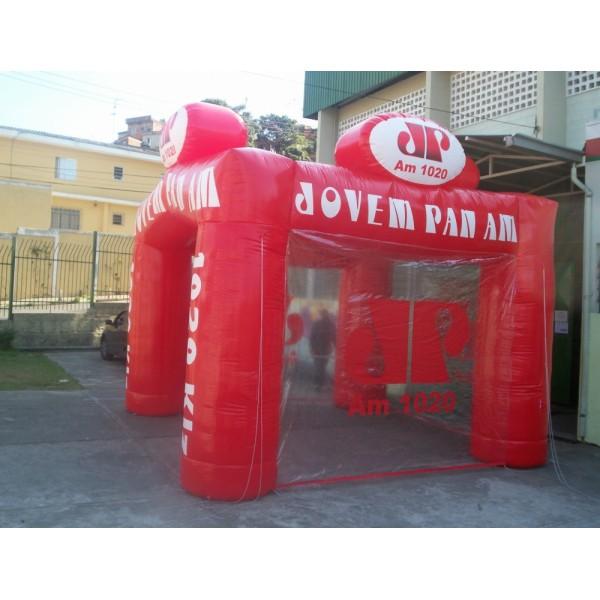 Achar Tenda na Residencial Cravos - Tenda Inflável