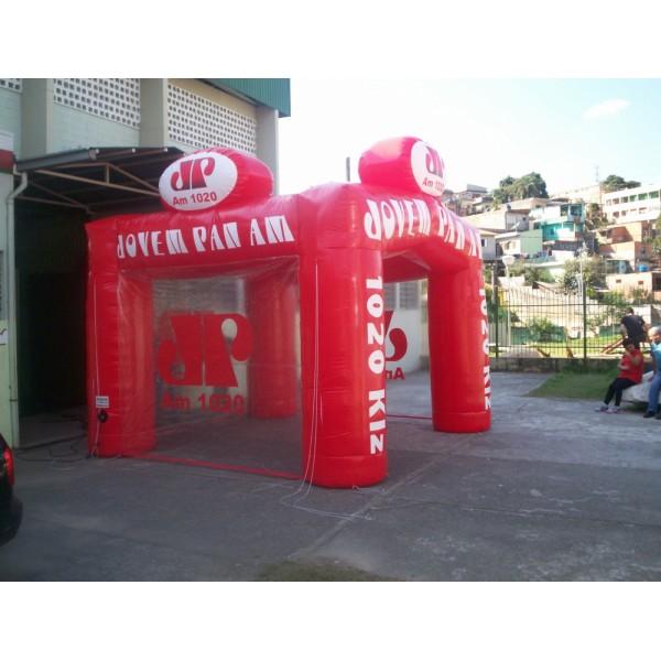 Achar Tendas em Itirapina - Tenda Inflável