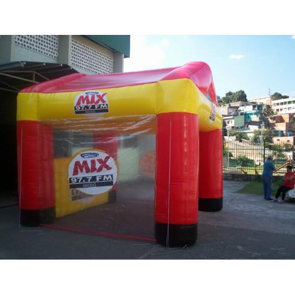 Achar Tendas Infláveis em Porto Nacional - Locação de Tenda Inflável