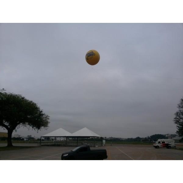 Balão de Blimp Onde Tem na Parque Carolina - Balão Blimpem SP