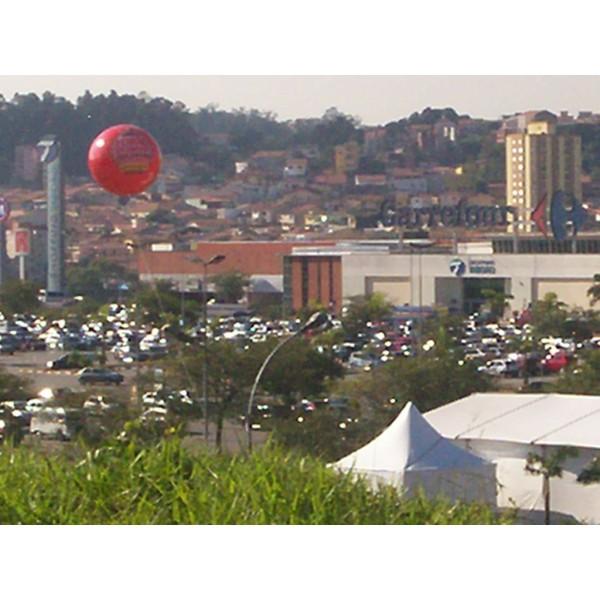 Balão de Blimp Preço em Praia Grande - Preço de Blimp Inflável