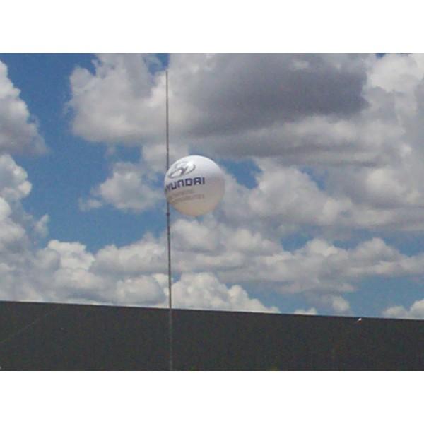 Balão de Blimp Valor  na Eldorado - Balão Blimpem Natal