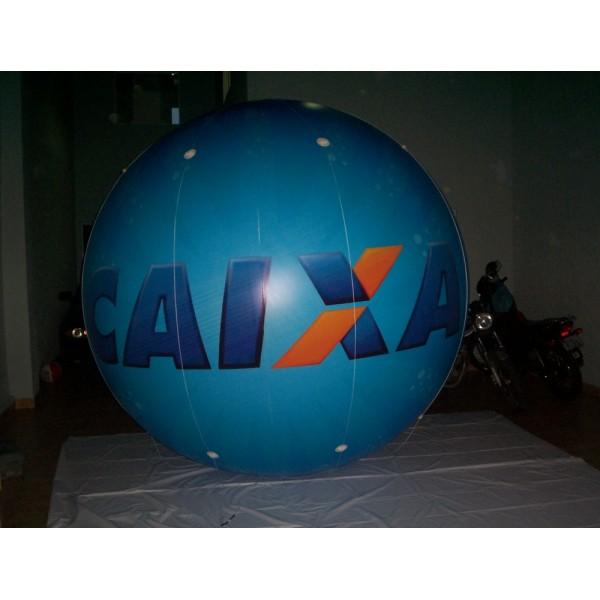 Balões Blimp em São Paulo - Balão Blimp