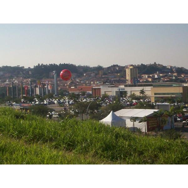 Balões Blimp Preços na Terminal Intermodal de Cargas - Preço de Blimp Inflável