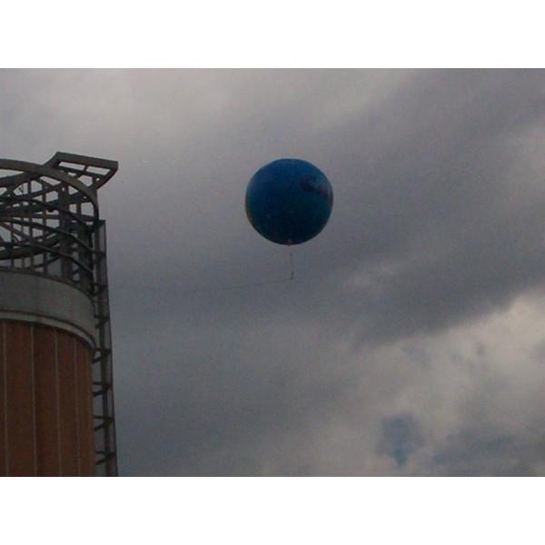 Balões de Blimp Jardim Bandeiras - Balão Blimp Inflável