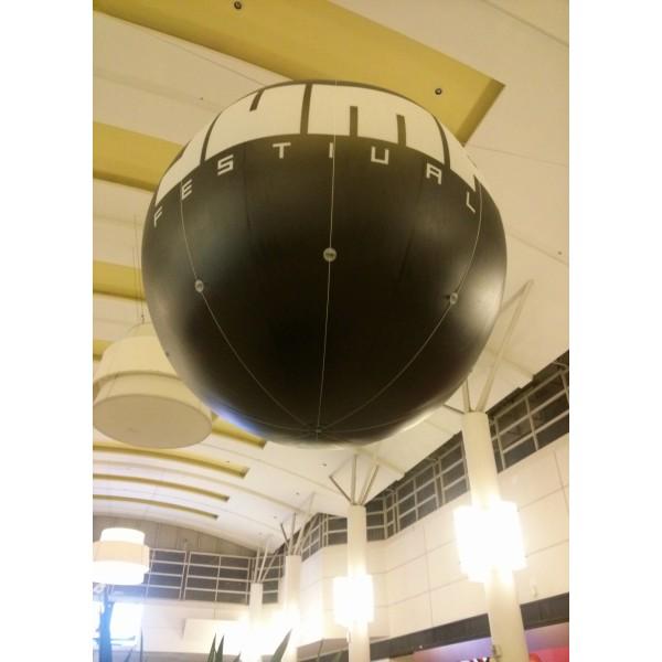 Balões de Blimp Onde Encontrar Jardim Bizzaro - Preço de Blimp Inflável
