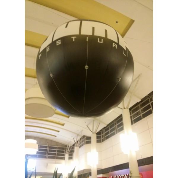 Balões de Blimp Onde Tem no Distrito Industrial Mazzei - Preço de Blimp Inflável