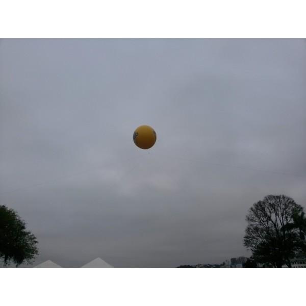 Blimp em Brotas - Balão Blimpem SP