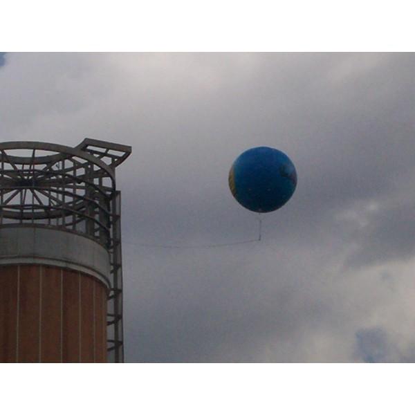 Comprar Balão Blimp em Flora Rica - Balão Blimp Inflável