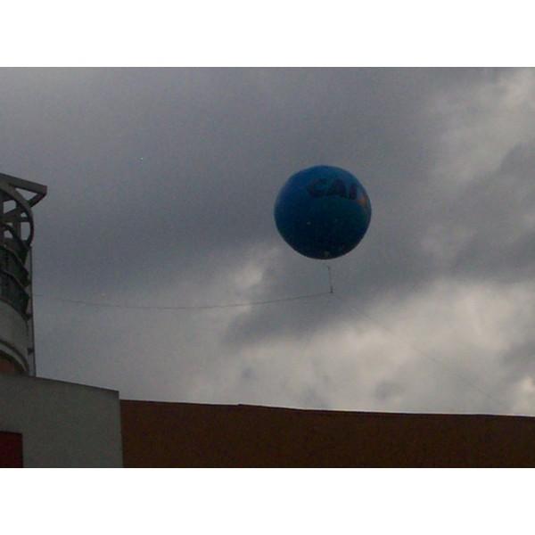 Comprar Balão de Blimp em Óleo - Balão Blimp