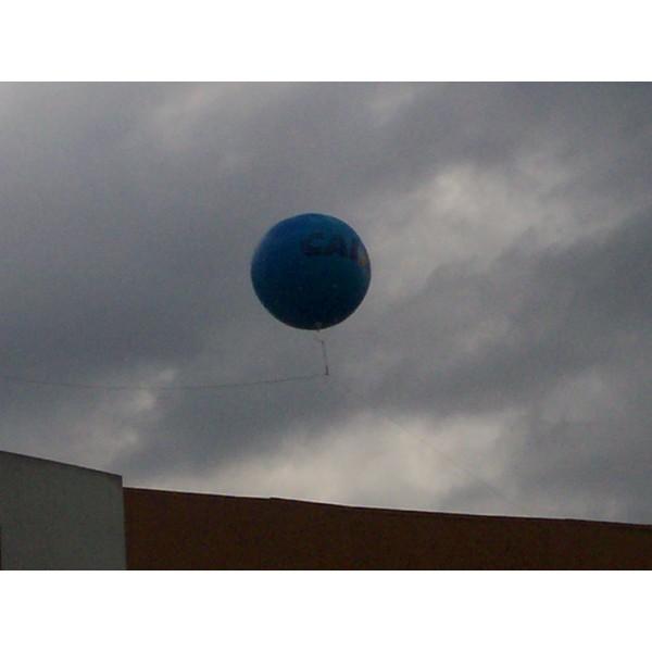 Comprar Balões Blimp em Santos - Balão Blimp