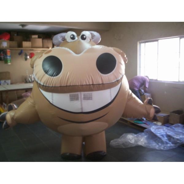 Comprar Fantasia Inflável  no Sumarezinho - Mascote Inflável