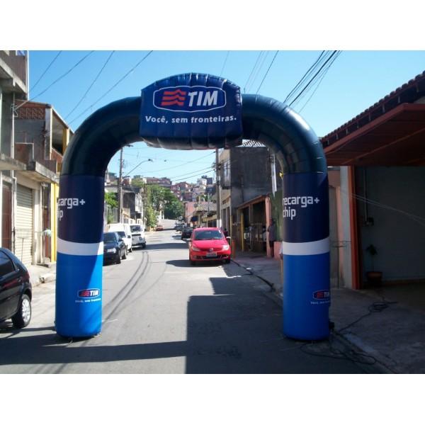 Comprar Portais Infláveis na Chácara Pai Jacó - Portal Inflável em Florianópolis