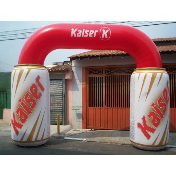 Comprar Portais no Igaraçu do Tietê - Portal Inflável em Natal