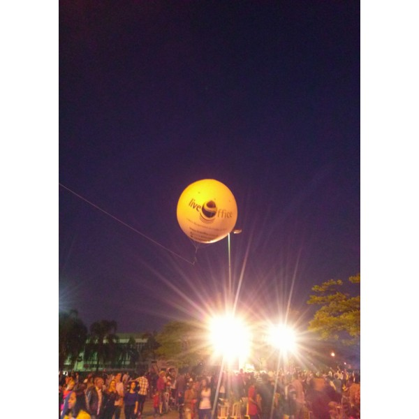 Conseguir Balão Blimp na Vila Rami - Balão Blimpem Natal