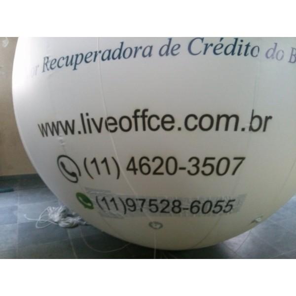 Conseguir Balões de Blimp na Contagem - Preço de Blimp Inflável