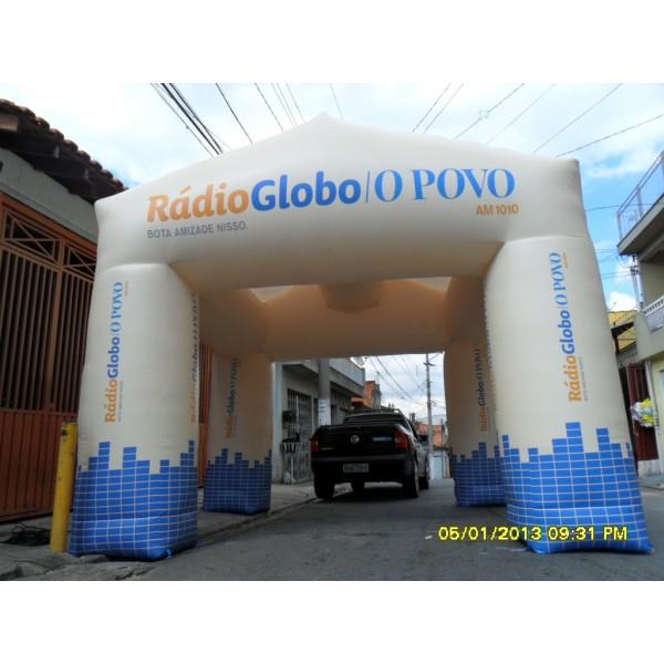 Conseguir Tenda em Flórida Paulista - Tenda Inflável Personalizada