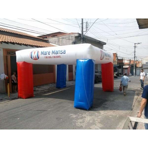 Conseguir Tenda em Inúbia Paulista - Tenda Inflável em SP
