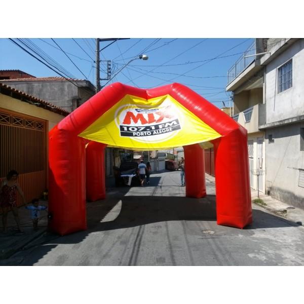 Conseguir Tenda Inflável no Paranaguá - Tenda Inflável em SP