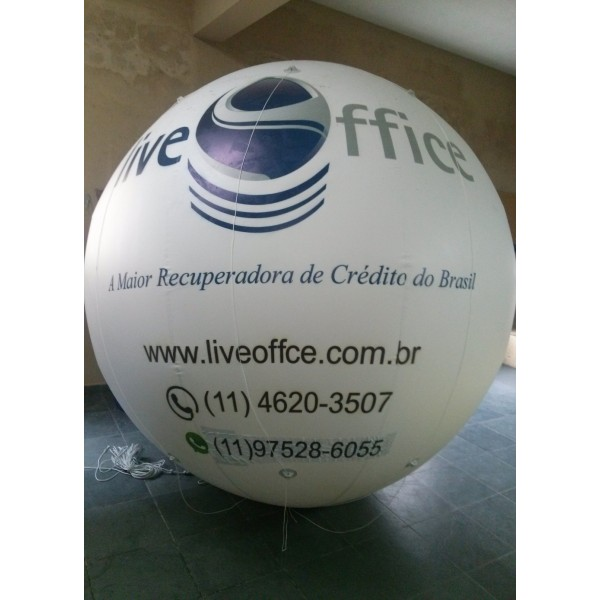 Empresa de Balão Blimp na Sapé - Balão Blimp Preço