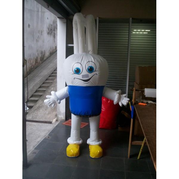 Empresa de Fantasia em Apiaí - Mascote Inflável