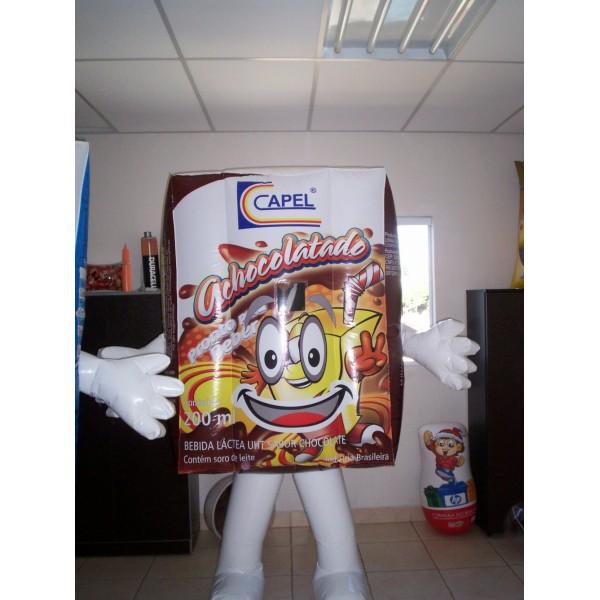 Empresa de Fantasia Inflável  em Mineiros do Tietê - Fantasia Inflável no RJ