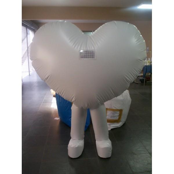 Empresa de Fantasia Inflável  na Santa Inês - Mascote Inflável