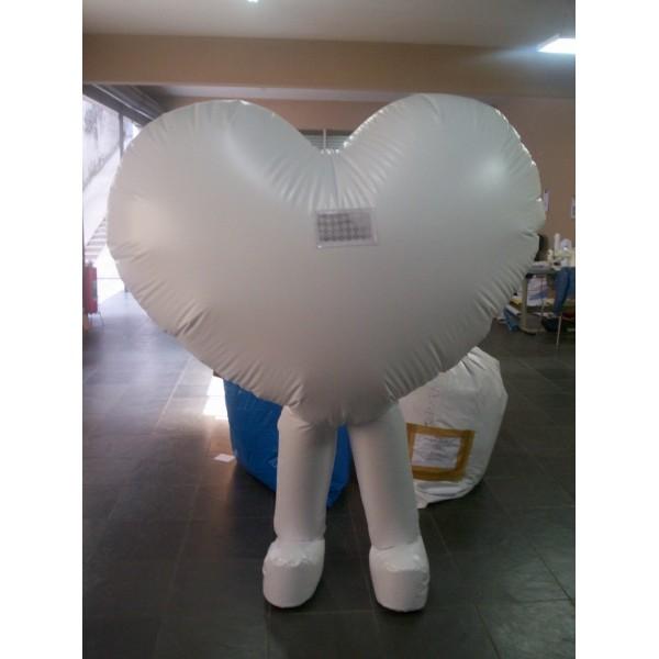 Empresa de Fantasias Infláveis na Anchieta - Mascote Inflável