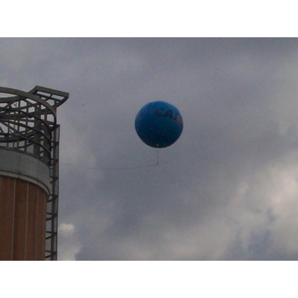 Empresas de Balões Blimp na Imperial Parque - Blimp Inflável para Empresas