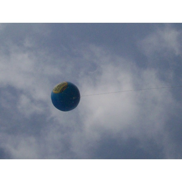 Empresas de Balões de Blimp em Paulicéia - Balão Blimpno DF