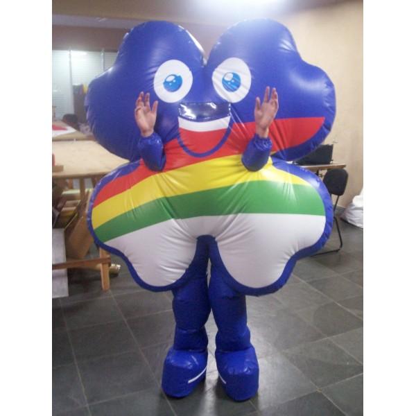 Empresas de Fantasias Infláveis na Goiana - Mascote Inflável