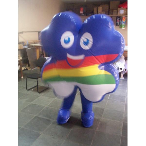 Empresas de Fantasias na Núcleo Residencial Sete de Setembro - Mascote Inflável