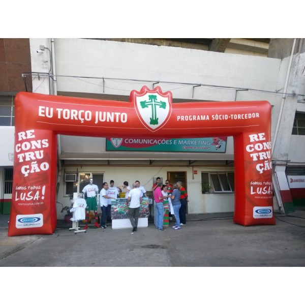 Empresas de Portal em Catiguá - Portal Inflável em Porto Alegre