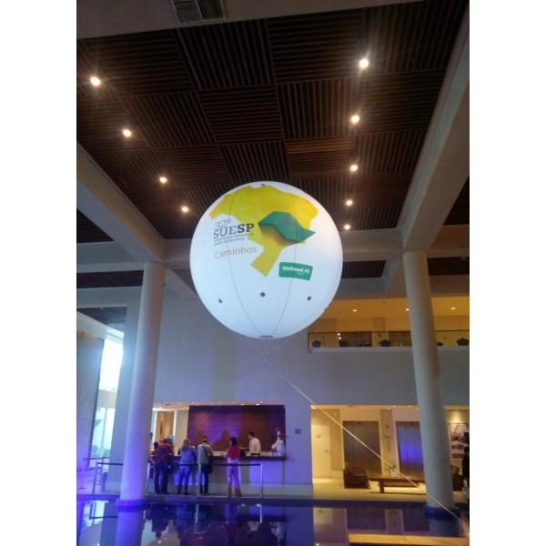 Encontrar Balão Blimp em Panorama - Comprar Balão Blimp