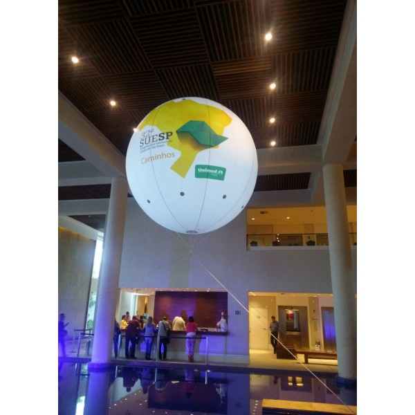 Encontrar Balões Blimp na Setor Industrial - Blimp Inflável