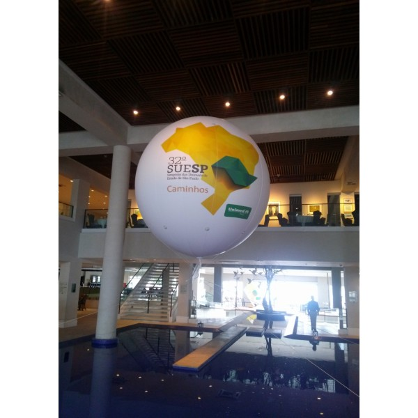 Encontrar Balões de Blimp na Cidade Santos Dumont - Balão Blimpem Curitiba