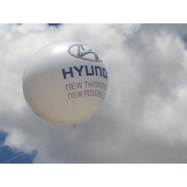 Encontrar Empresa de Balão Blimp na Floramar - Blimp Inflável para Empresas