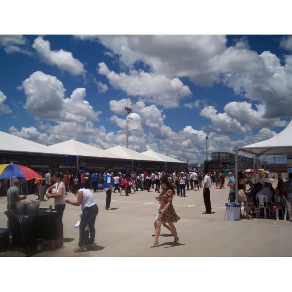 Encontrar Empresa de Balão de Blimp em Inúbia Paulista - Blimps Infláveis
