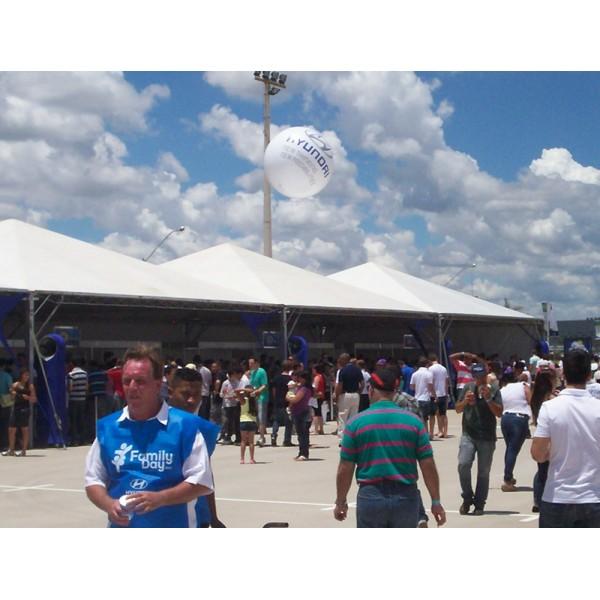 Encontrar Empresa de Balões de Blimp na Quartier Les Residences - Balão Blimpem Brasília