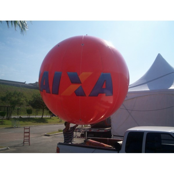 Encontrar Empresas de Balões de Blimp em Canitar - Blimps Infláveis