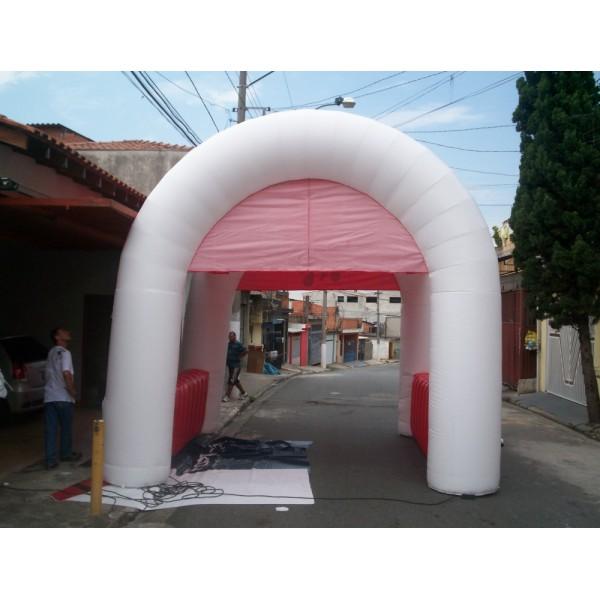 Encontrar Tenda Inflável em Cerqueira César - Tenda Inflável em Recife