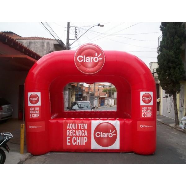 Encontrar Tendas Infláveis na Village Campinas - Tenda Inflável no DF