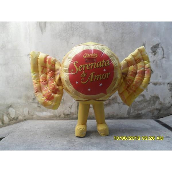 Fantasia em Arapongas - Fantasia Inflável em Maceió
